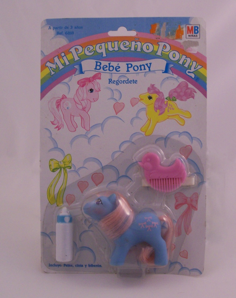 Mon Petit Poney / My Little Pony G1 (Hasbro) 1982/1995 11210