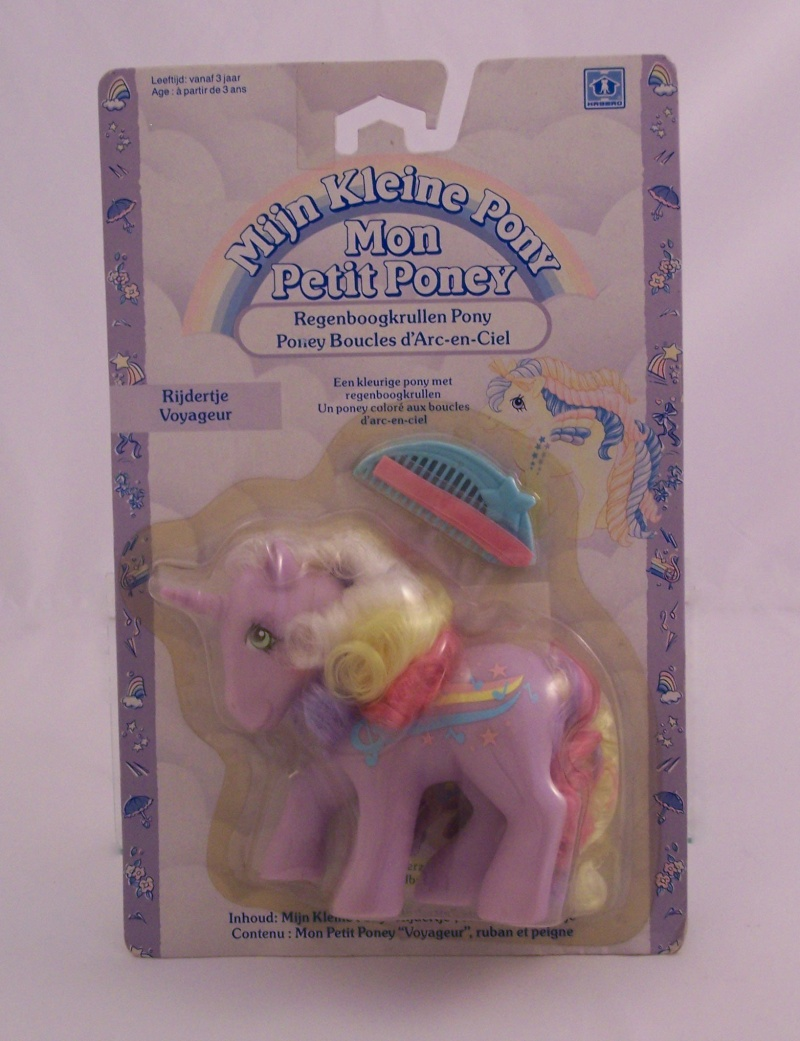 Mon Petit Poney / My Little Pony G1 (Hasbro) 1982/1995 13410