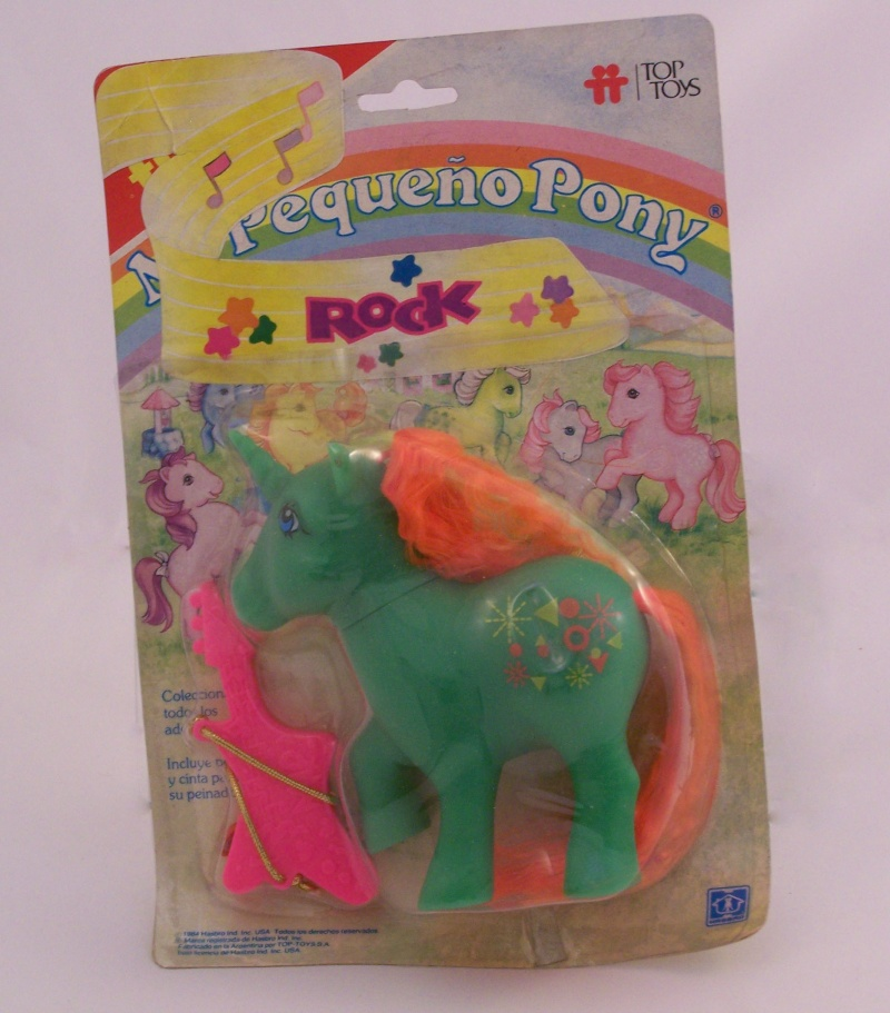 Mon Petit Poney / My Little Pony G1 (Hasbro) 1982/1995 16210