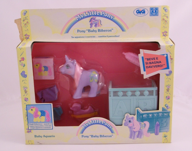 Mon Petit Poney / My Little Pony G1 (Hasbro) 1982/1995 1910