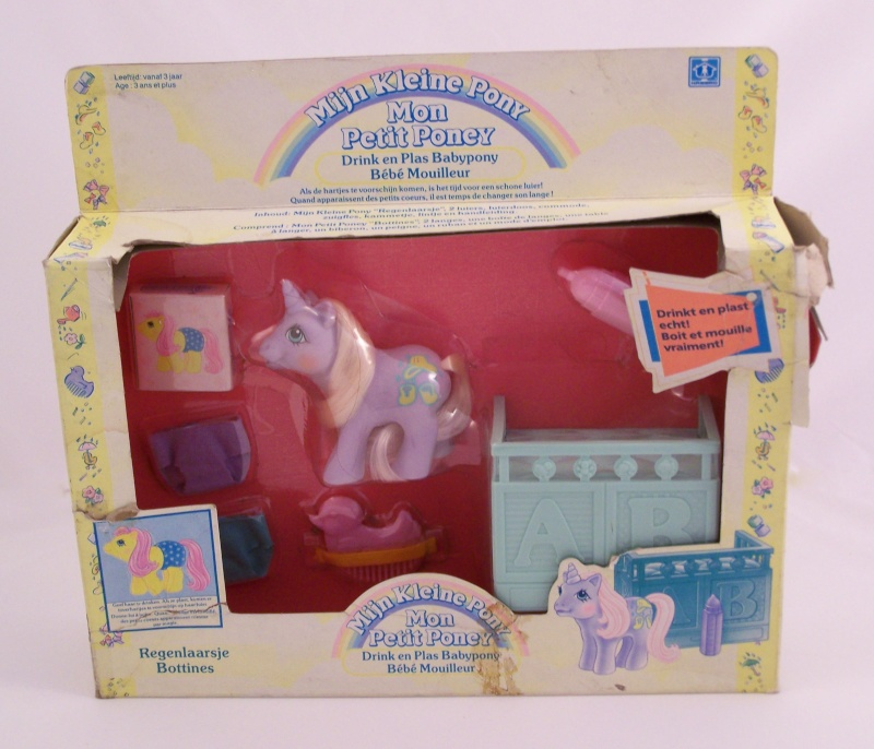 Mon Petit Poney / My Little Pony G1 (Hasbro) 1982/1995 2110
