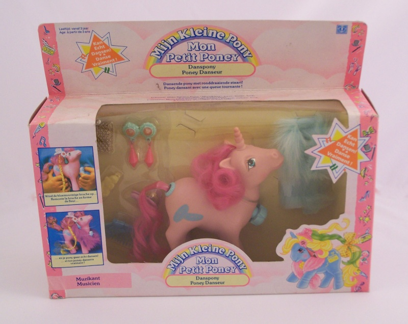 Mon Petit Poney / My Little Pony G1 (Hasbro) 1982/1995 4110
