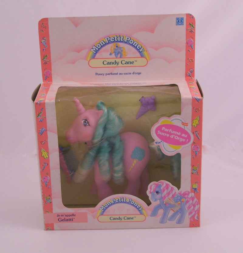 Mon Petit Poney / My Little Pony G1 (Hasbro) 1982/1995 4310