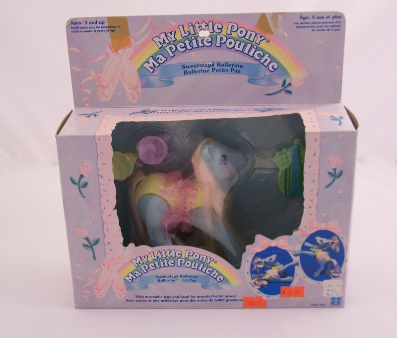 Mon Petit Poney / My Little Pony G1 (Hasbro) 1982/1995 6910