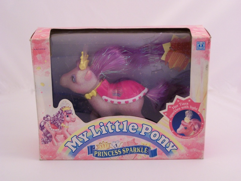 Mon Petit Poney / My Little Pony G1 (Hasbro) 1982/1995 7310