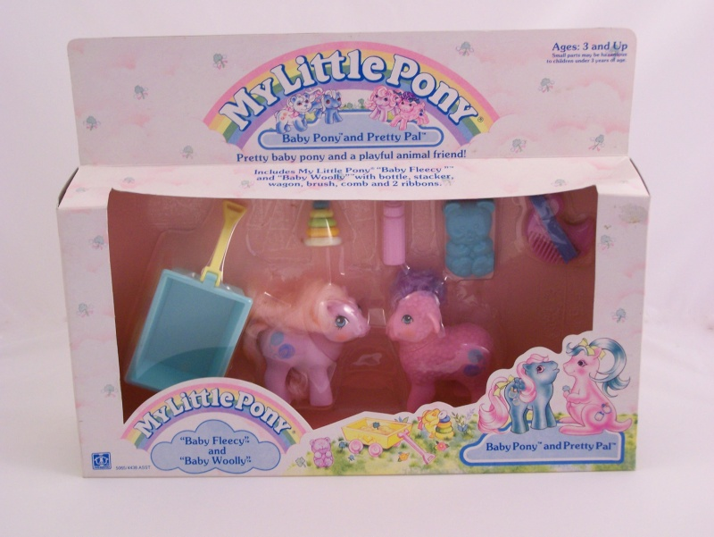 Mon Petit Poney / My Little Pony G1 (Hasbro) 1982/1995 810