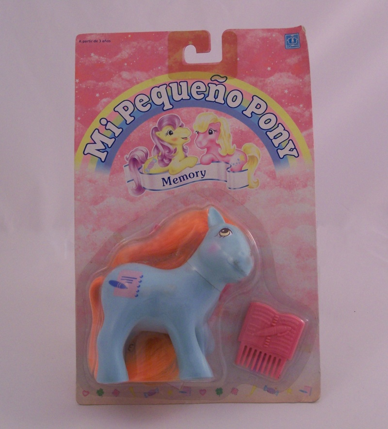 Mon Petit Poney / My Little Pony G1 (Hasbro) 1982/1995 9610