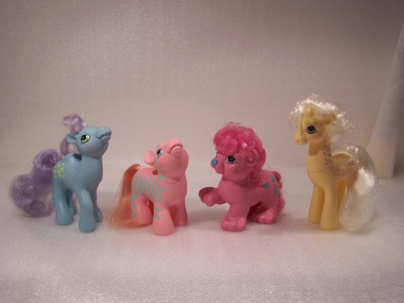 Mon Petit Poney / My Little Pony G1 (Hasbro) 1982/1995 Poney114