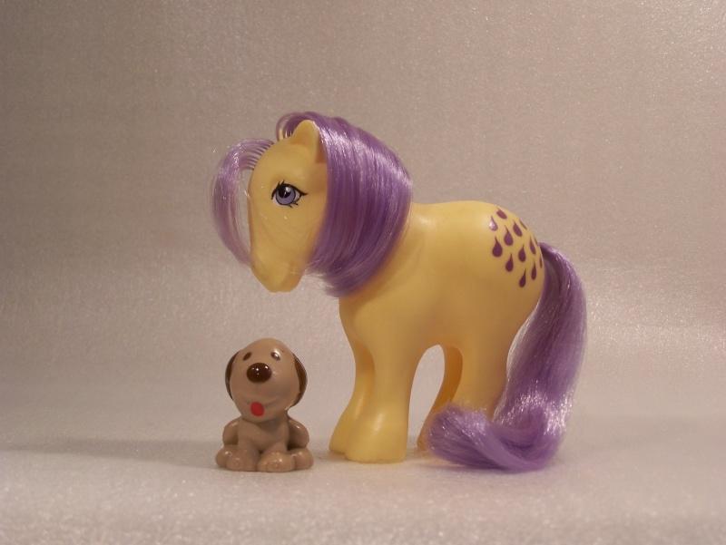 Mon Petit Poney / My Little Pony G1 (Hasbro) 1982/1995 Poney115