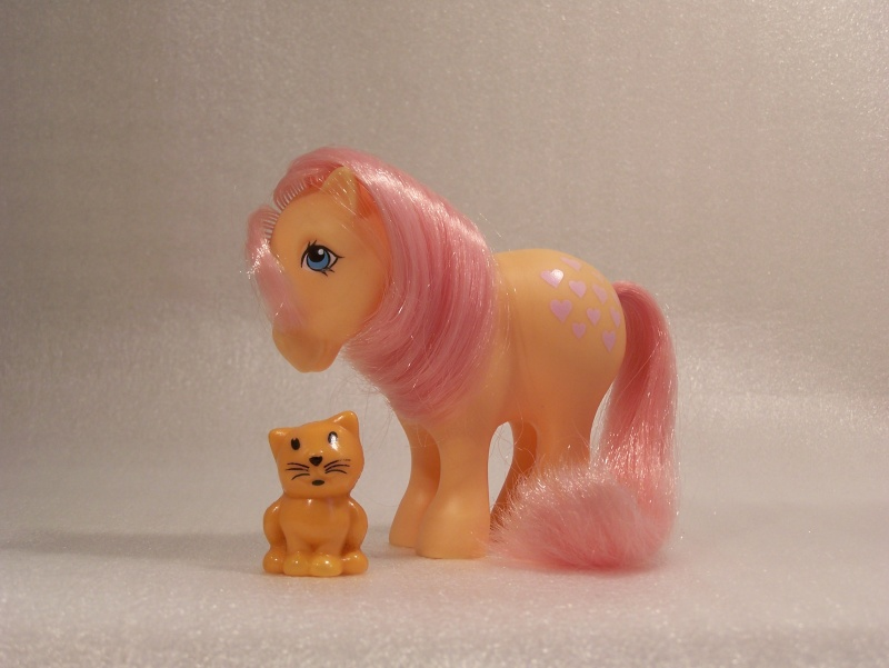 Mon Petit Poney / My Little Pony G1 (Hasbro) 1982/1995 Poney116