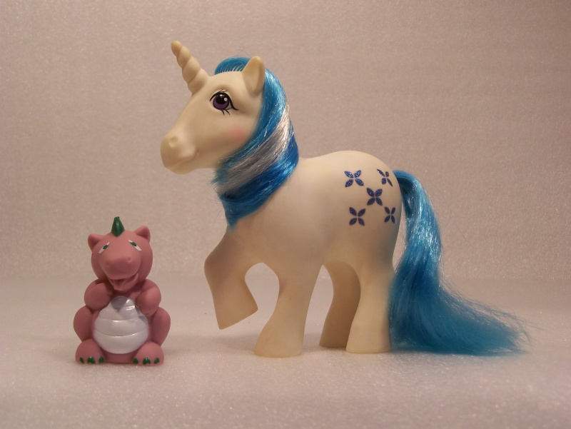 Mon Petit Poney / My Little Pony G1 (Hasbro) 1982/1995 Poney117