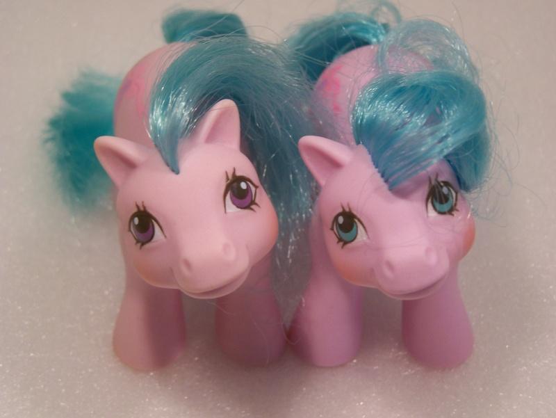 Mon Petit Poney / My Little Pony G1 (Hasbro) 1982/1995 Poney125
