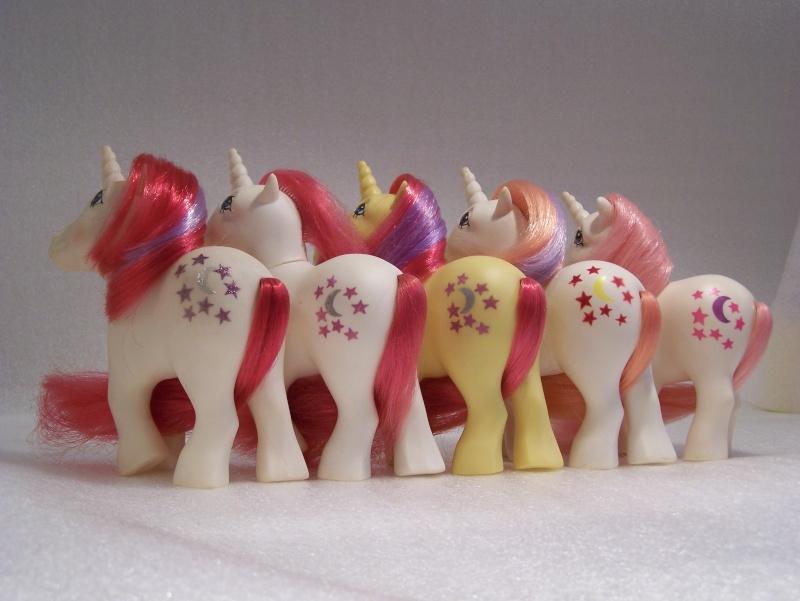 Mon Petit Poney / My Little Pony G1 (Hasbro) 1982/1995 Poney_20