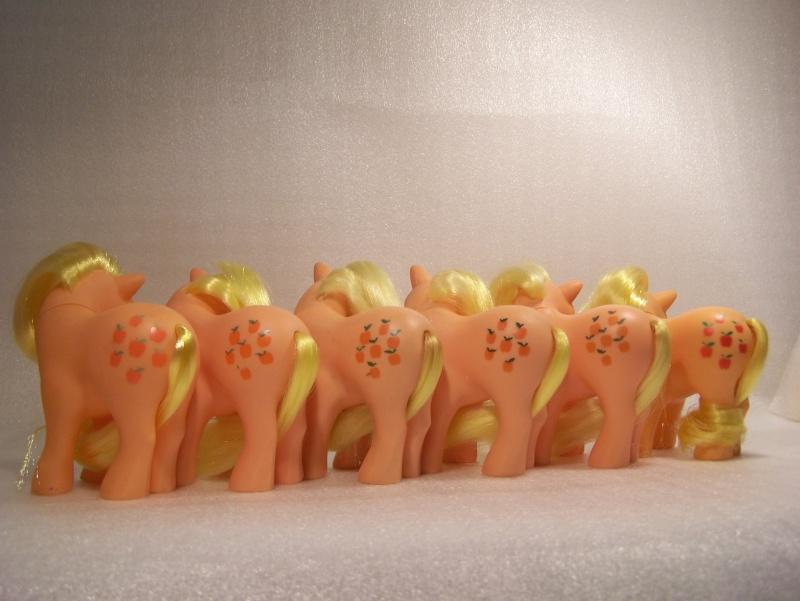 Mon Petit Poney / My Little Pony G1 (Hasbro) 1982/1995 Poney_29