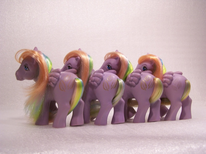 Mon Petit Poney / My Little Pony G1 (Hasbro) 1982/1995 Poney_38
