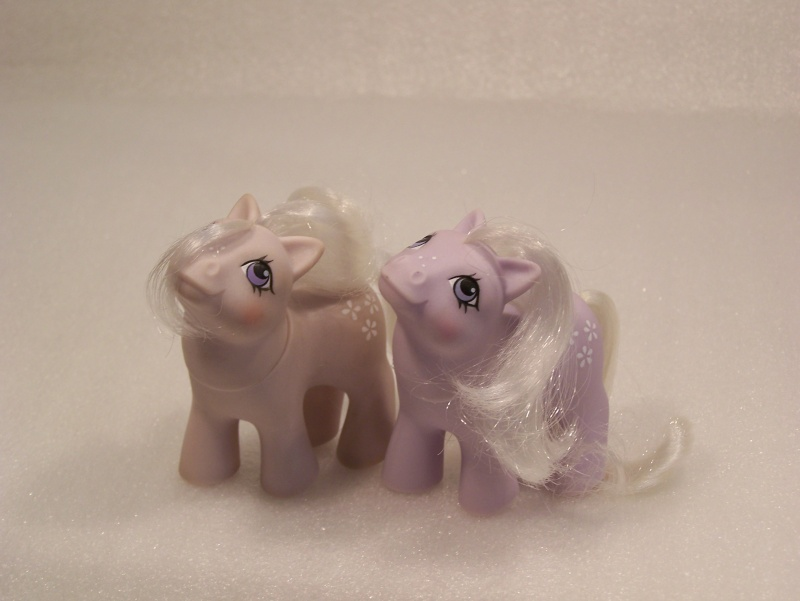 Mon Petit Poney / My Little Pony G1 (Hasbro) 1982/1995 Poney_44