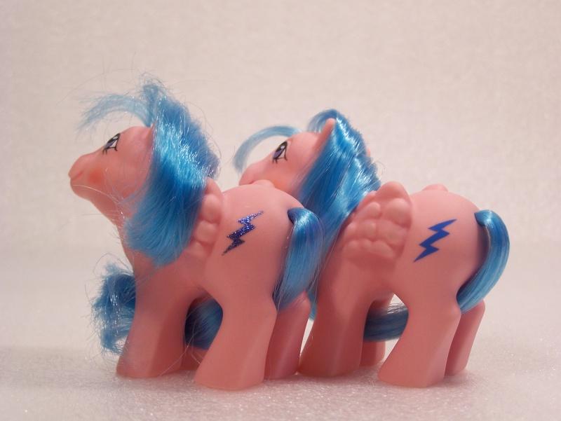 Mon Petit Poney / My Little Pony G1 (Hasbro) 1982/1995 Poney_45
