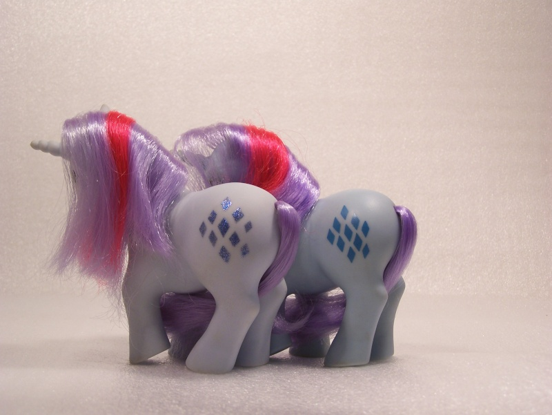 Mon Petit Poney / My Little Pony G1 (Hasbro) 1982/1995 Poney_52