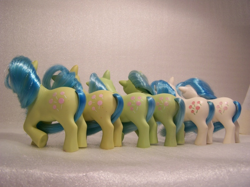 Mon Petit Poney / My Little Pony G1 (Hasbro) 1982/1995 Poney_57