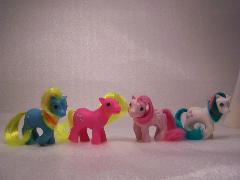 Mon Petit Poney / My Little Pony G1 (Hasbro) 1982/1995 Poney_85