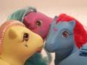 Mon Petit Poney / My Little Pony G1 (Hasbro) 1982/1995 Poney101