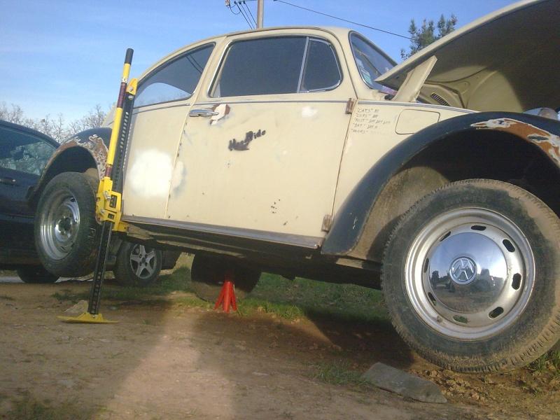 Châssis Cabrio = châssis berline ? Photo125
