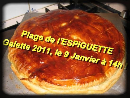 Galette 2011 à l'Espiguette, le 9 Janvier ! Galett10