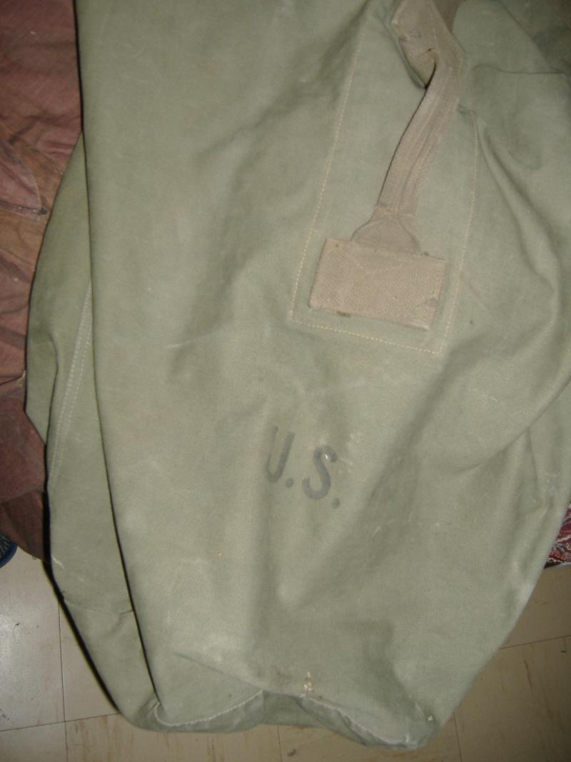 Sac paquetage d'un officier Indochine 1945 - 1947 Sortie64