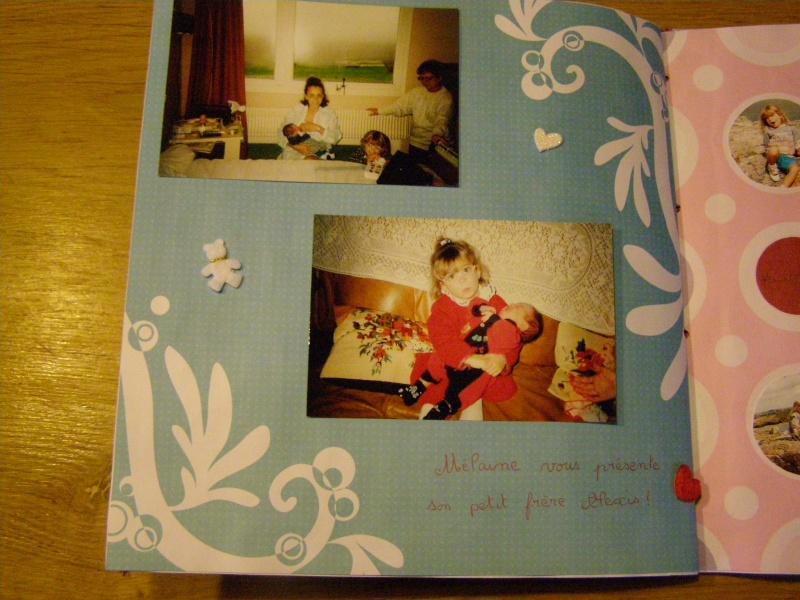 Album pour les 18 ans de Mélaine P2060316