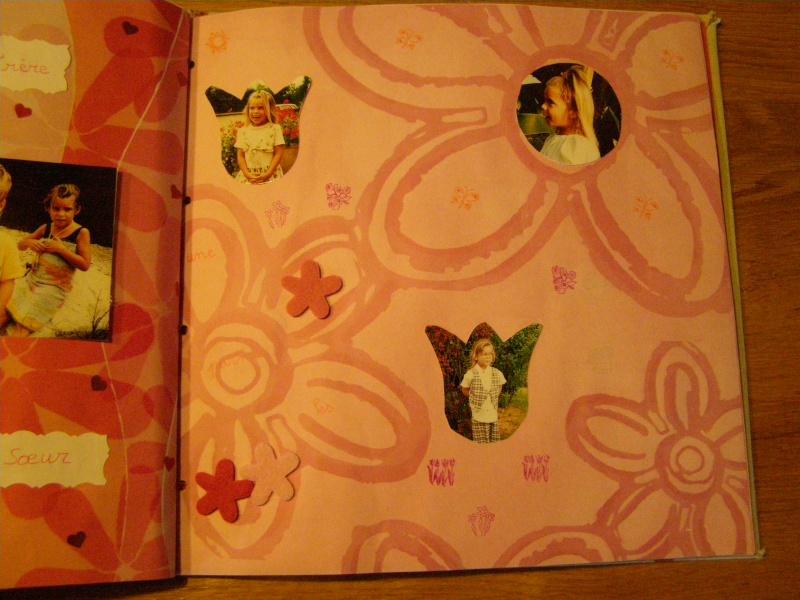 Album pour les 18 ans de Mélaine P2060319