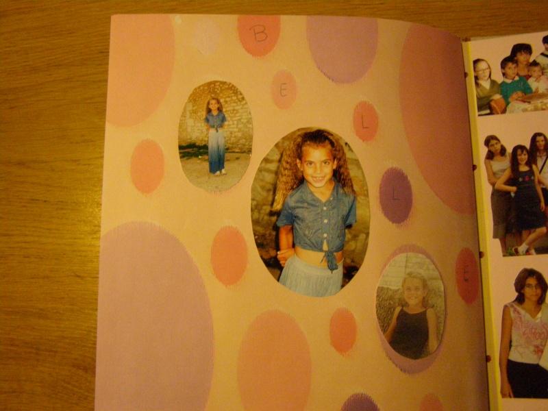 Album pour les 18 ans de Mélaine P2060322