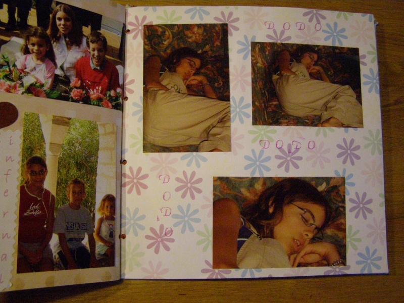Album pour les 18 ans de Mélaine P2060325