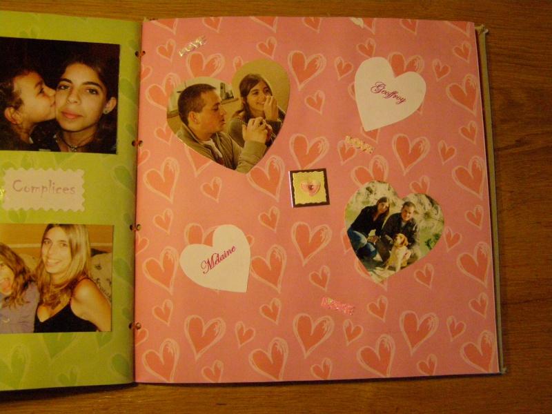 Album pour les 18 ans de Mélaine P2060329