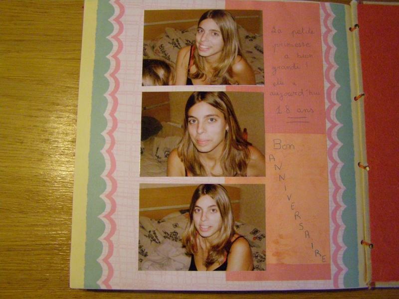 Album pour les 18 ans de Mélaine P2060330