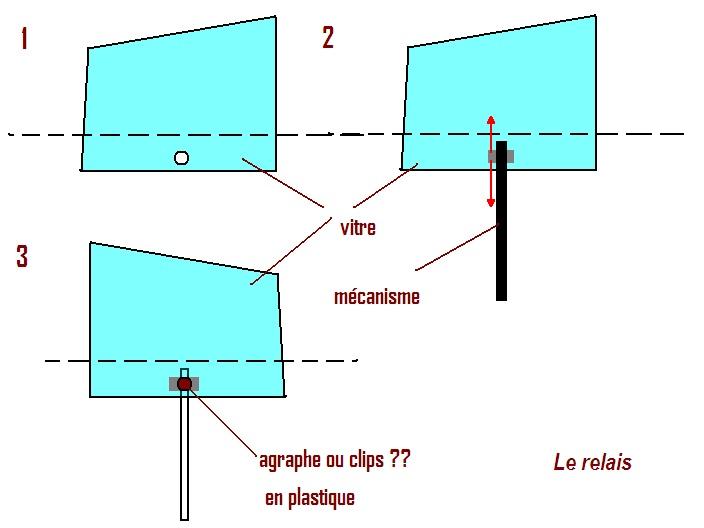 vitre électrique, réparation Vitre_10