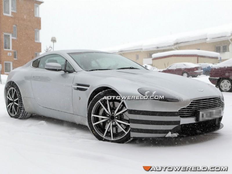 2011 - [Aston Martin] Vantage restylée 03241211
