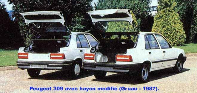 [Présentation] Le design par Peugeot - Page 6 309gdh10