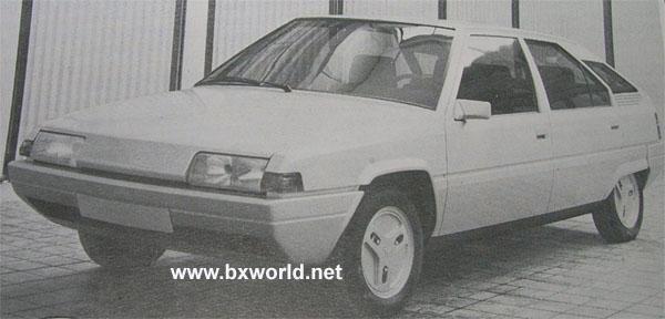 [Présentation] Le design par Citroën - Page 8 Bxprot10