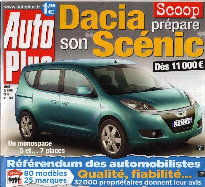 2012 - [Dacia] Lodgy Monospace [J92] - Page 3 Lm01410