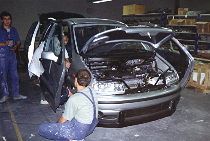 [Sujet officiel] Les voitures qui n'ont jamais vu le jour - Page 3 Passpo10