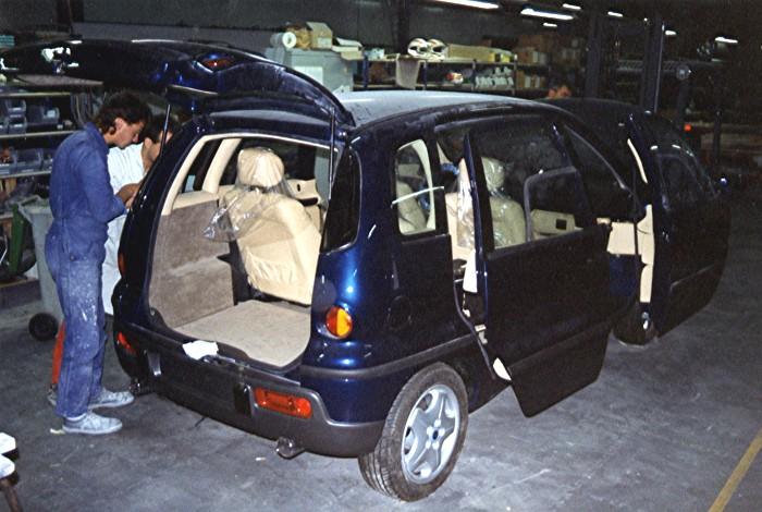 [Sujet officiel] Les voitures qui n'ont jamais vu le jour - Page 3 Passpo11