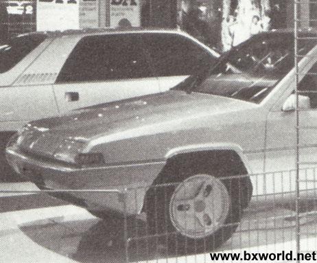 [Présentation] Le design par Citroën - Page 8 Protot10