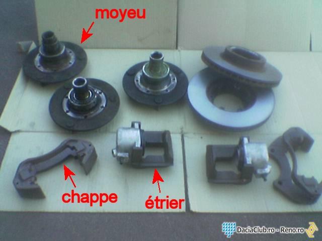 Pieces mechanique avant 17 TS/TL/G Piese-10
