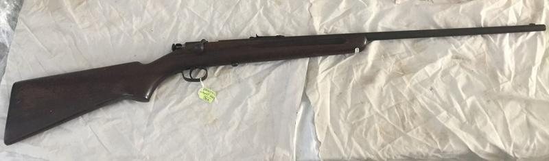 Winchester Model 67 22 Short Long & Long rifle Takedown single shot Image111