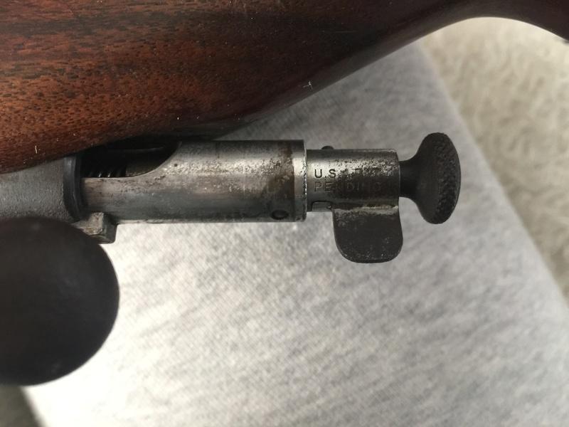 Winchester Model 67 22 Short Long & Long rifle Takedown single shot Image212