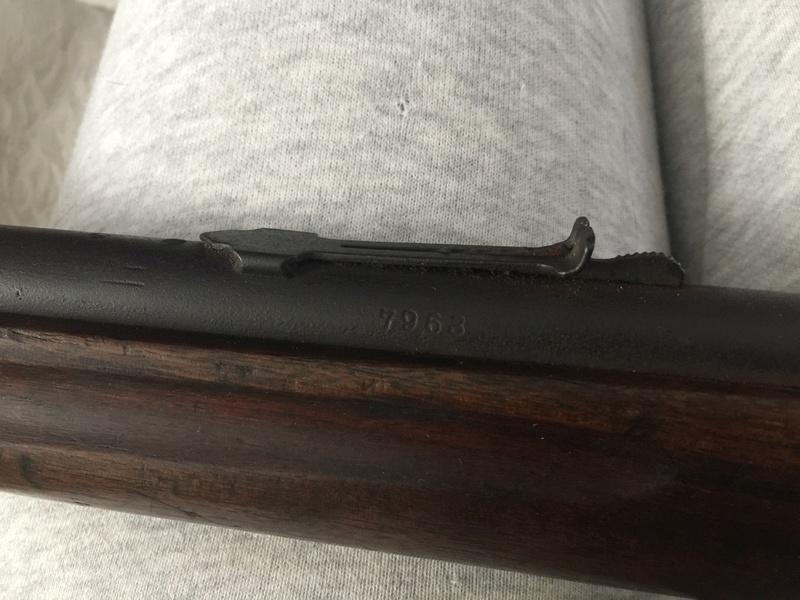 Winchester Model 67 22 Short Long & Long rifle Takedown single shot Image316