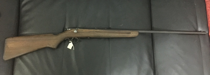 Winchester Model 67 22 Short Long & Long rifle Takedown single shot Image910