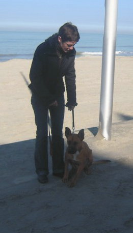 VIP et MAX à la plage (2 mars 2010) Naty-312