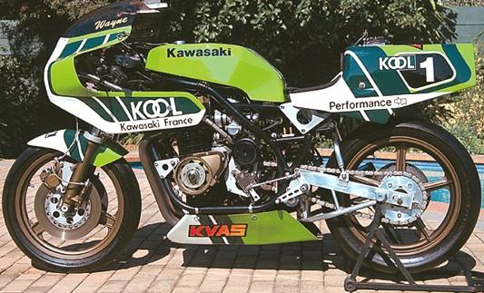 KAWA 1000 racer Bertha11