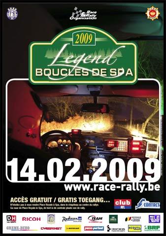 Légend Boucles de Spa 14 & 15 Février 2009... Lbs20010
